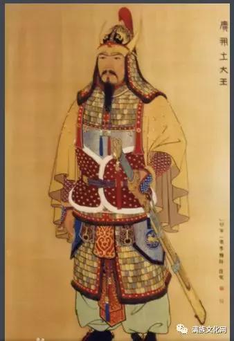 曾经满洲地区的霸主好太王
