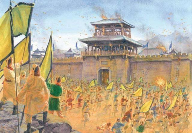 黄巾军起义对东汉产生了什么样的影响?汉朝又是如何末落的?
